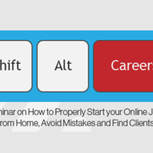 SHIFT+ALT+CAREER course image